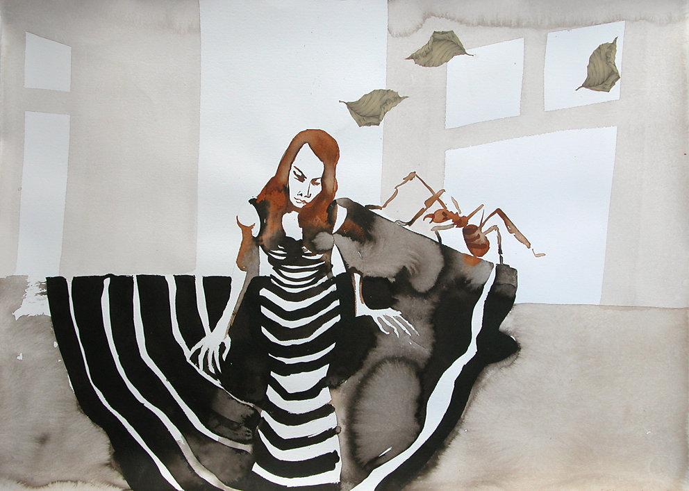 "Serie: ""Tanz des Lebens"", 2008"