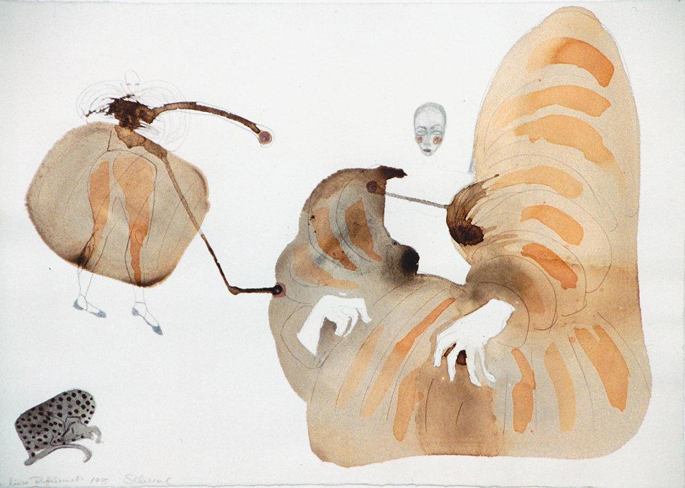 """""""Ich liebe Puffärmel"""", 1995"""