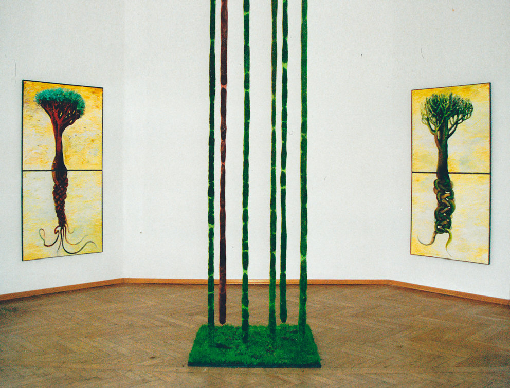 "Galerie Pankow  ""Reservate"", 2000"