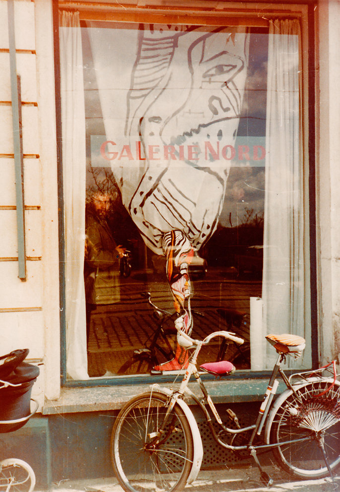 Ausstellung Galerie Nord, 1985