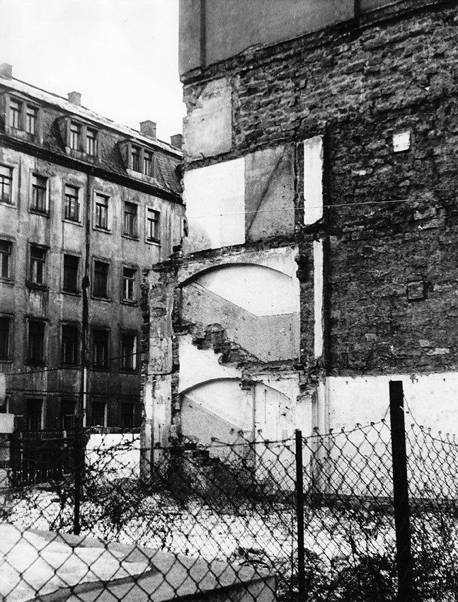 Foto Dresdner Neustadt, 1976