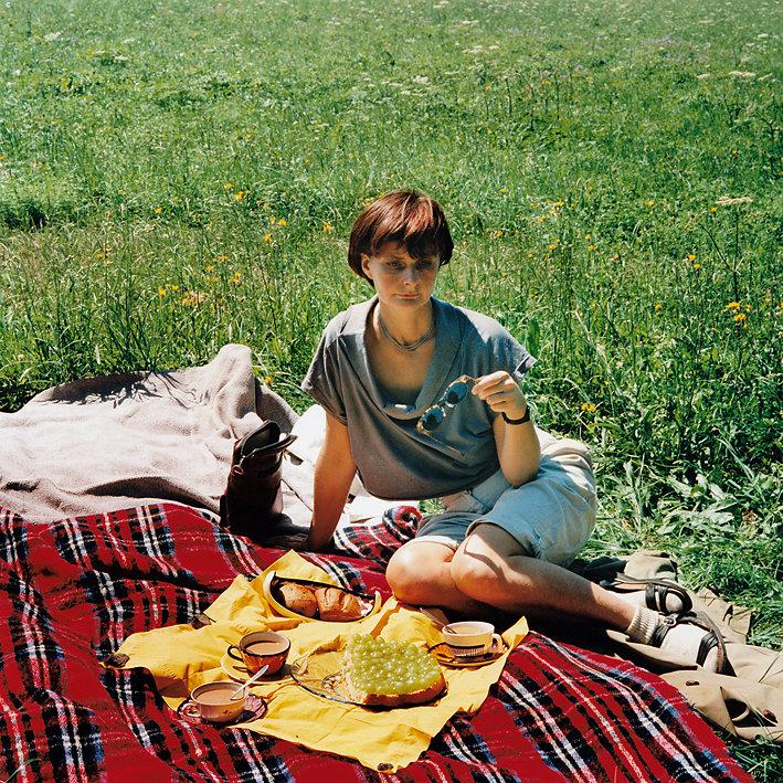 """""""Reservate der Kindheit"""" - Nachinszenierungen, Foto, 1991"""