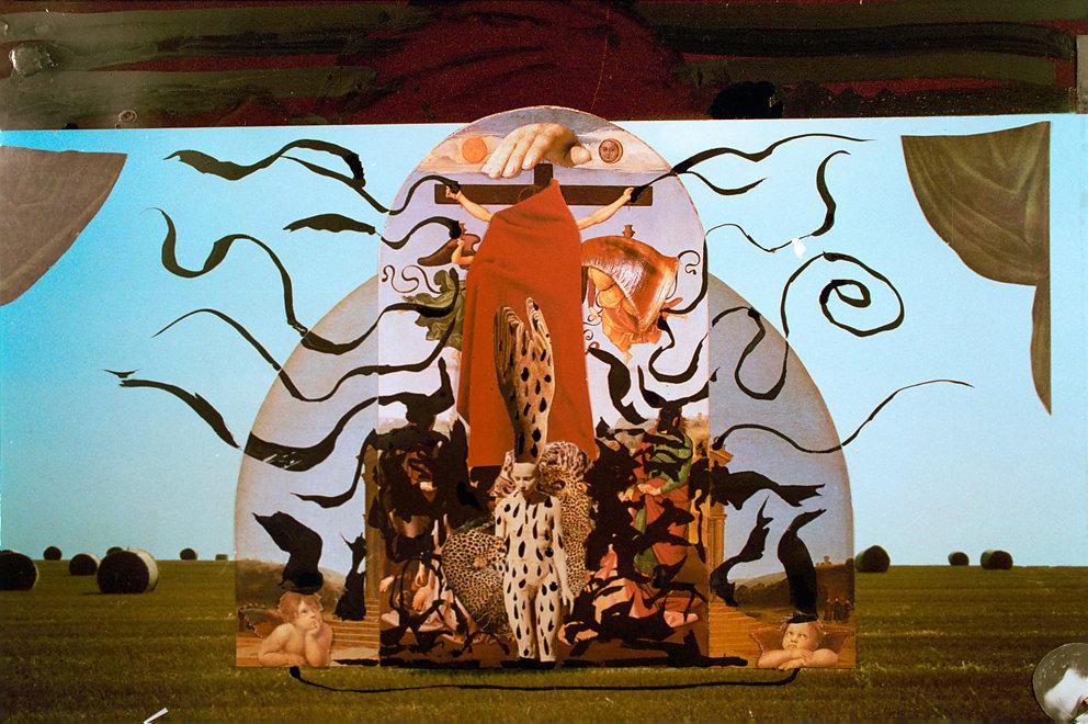 "Performance ""Cocartoon"" Teil 3 ""Apokalypso"", 36mm-Film, 1996"